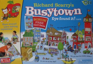 Busytown: A family lesson