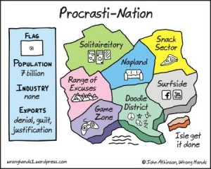 The land of Procrastination