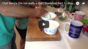 YouTube + food: Barry Crane's recipe for family bonding