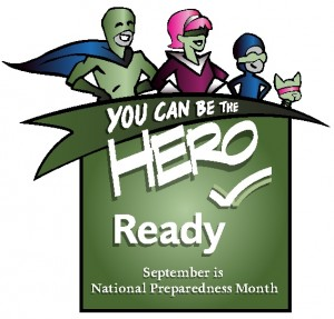 September is National Preparedness Month: How prepared are you?
