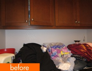 Organizing makeover, part 2: Laundry