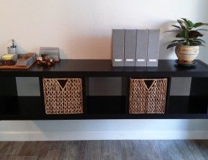 Organizing makeover, part 8: Dining area
