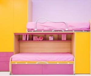 Kid clutter tip: Bedroom zones