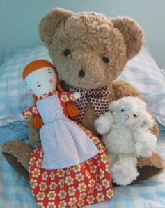Kid clutter tip: Stuffed animals