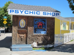 Home organization: Is your family psychic?
