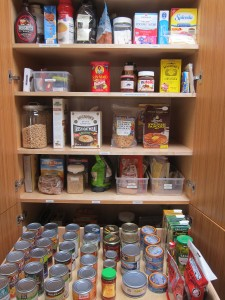 The pantry: Decluttered and organized in 10 easy steps
