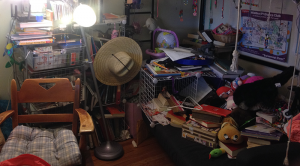 Messiest Kid's Room Contest Winner 2015