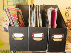 Messiest Kid's Room Contest 2015, part 3: Magazine file folders