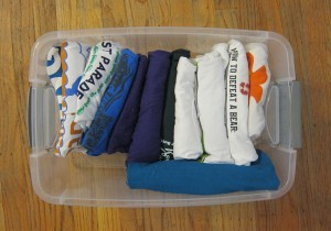 Messiest Kid's Room Contest 2015, part 5: Don't trash my memories!