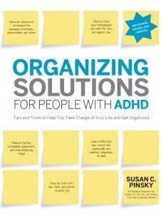 Book review: Organizing Strategies for People with ADHD