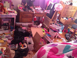 Messiest Kid's Room Contest Winner 2016